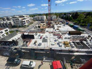 Baustelle Rastatt